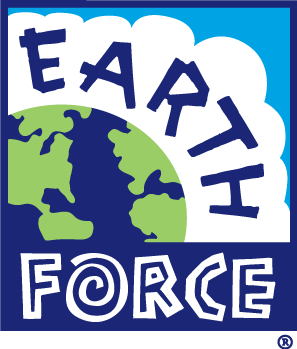 logo for Earth Force